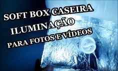 Soft box com qualidade Profissional,gastando pouco! | Feminina e Original ♡
