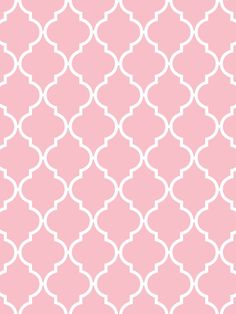 Make it...Create--Printables & Backgrounds/Wallpapers: Quatrefoil...Light Aqua, Rose, & Pink