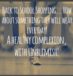Get your teen started on a healthy skin care regiment. Unblemish is the regiment of choice for acne prone skin! Safe, Effective, Medical grade products from Americas number one dermatologist owned skincare company Rodan and Fields. Get started today! Skinbrolly.myrandf.com
