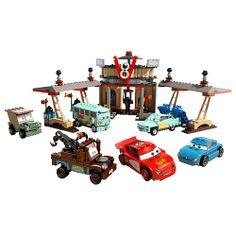 LEGO Cars - El Café de Flo V8 - 8487