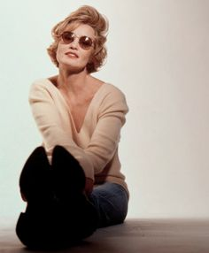 """"""" I never think of the future. I never imagine what comes next. - Jessica Lange """""""