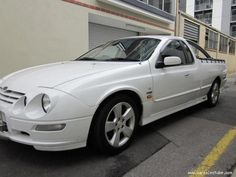 Ford Falcon AU II XR8 2001, $ 15,000.00, Used Find this car on http://www.carsalestube.com