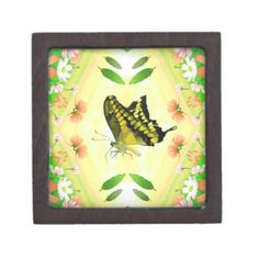 Check out all of the amazing designs that Bridge the Gap has created for your Zazzle products. Make one-of-a-kind gifts with these designs! Butterfly Place, Butterfly Pillow, Butterfly Gifts, Butterfly Cakes, Butterfly Print, Butterflies, Printed Napkins, Keepsake Boxes, Summer Of Love