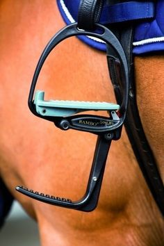 Clever adjustable stirrup | 14 Clever Things Every Horse Owner Should Know About