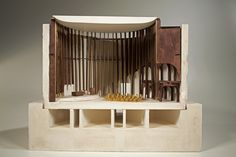 Models by Roz Barr Architects