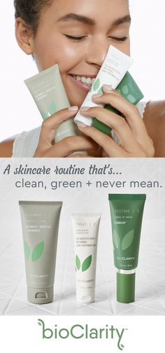 BioClarity battles blemishes with nutrient rich botanicals and the power of Floralux® to treat, soothe, and calm skin. Vegan and Cruelty-Free, Clinically Proven, No Harsh Chemicals. Clear Skin Routine, Electrolysis Hair Removal, Skin Moles, Mole Removal, Skin Growths, Hair Removal Cream, Unwanted Hair, Homemade Skin Care, Hair Treatments