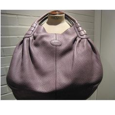 Tip: Tod's Handbag (Lavender)