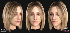 A selection of the driver heads and hairstyles we worked on during the production of Forza Horizon The title was extremely well received winning the award for Best Sports/Racing Game at the Game Awards and received a 91 on Metacritic. Forza Horizon 3, Lady, Hair Styles, Image, Game Character, Awards, Racing, Tutorials, Videos