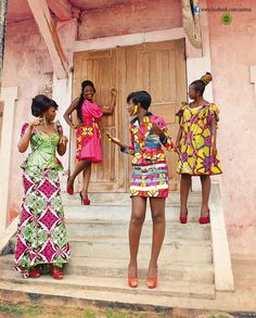 uniwax African style and fashion