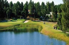 Golf Course Quinta do Peru in Lisbon, Portugal - From Golf Escapes