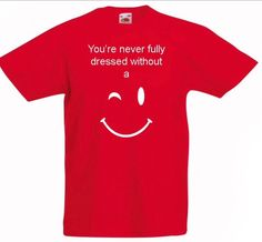 Annie - never fully dressed T-Shirt