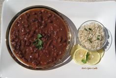 Slow Cooked Protein Filled Delight: North Indian-style Red Kidney Beans, Rajma
