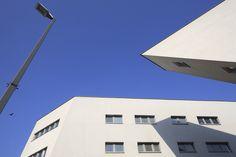 Autriche, Vienne, complexe de l'architecte Zaha Hadid © Ludovic Maisant