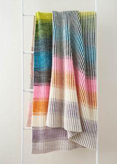 Ravelry: Pocket Full of Posy Blanket pattern by Purl Soho Knitted Afghans, Crochet Blanket Patterns, Knitted Blankets, Baby Patterns, Knitting Patterns Free, Free Knitting, Free Pattern, Knitted Baby, Knitted Dolls
