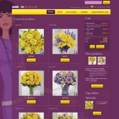 Example 02 for FOR WOMEN ONLY PrestaShop Theme Release 7.0