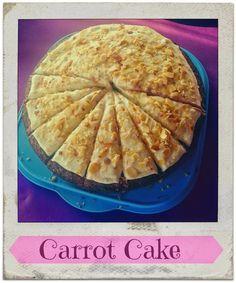 Meine rosa Welt: Sweet Sunday  - Carrot Cake