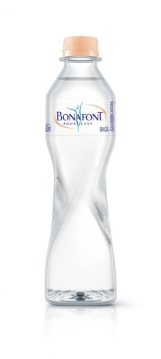 Bonafont desenvolve garrafa exclusiva para linha premium