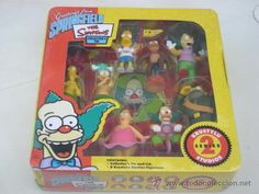"""""""Greetings from Springfield"""" de THE SIMPSONS. Serie 2"""