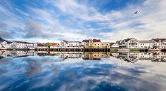 Featured in the Yahoo blog: Henningsvær, Lofoten, Norway.