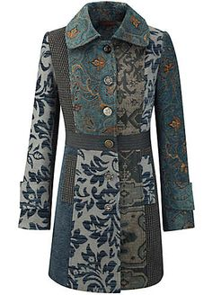 Joe Browns From Russia With Love Coat - gorgeous tapestry to make you stand out from the crowd! Coats For Women, Jackets For Women, Clothes For Women, Joe Brown Clothing, Mode Batik, Beautiful Outfits, Cool Outfits, Mode Shop, Couture