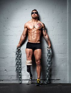 Photographer Michael Stokes' Always Loyal is dedicated exclusively to wounded United States veterans. - See more at: http://www.ifitshipitshere.com/veteran-photo-projects/#sthash.8MksCOvp.dpuf