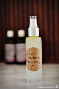 DIY tělo a tvář mlhy vaše kůže bude líbit...