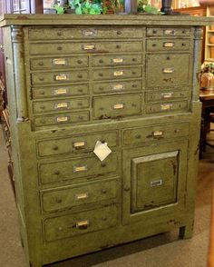 Guildmaster Apothecary   Price: $1400.00   Available exclusively at:  StillGoode Consignments, Spring, Texas