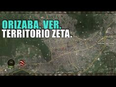 "Bienvenidos a Orizaba, Veracruz, ""Territorio Zeta""."