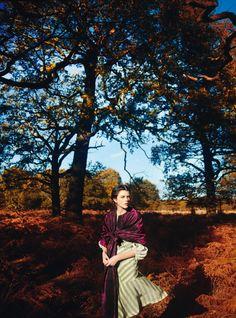 Antonia Wesseloh by Erik Madigan Heck for Harper's Bazaar UK Editorial April 2015 6 Fashion Editor: Leith Clark