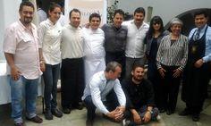 Comida de clausura del Saber del sabor 2013