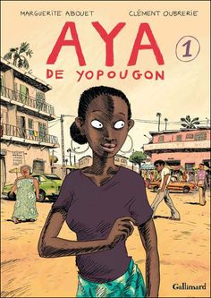 Aya de Yopougon #1 • Marguerite Abouet