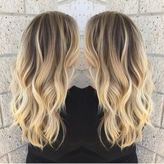 What exactly is Balayage Hair and why do we love it so much? As the name implies, Balayage is a French technique whose goal is to color the hair by adding very soft and. Balayage Highlights, Hair Color Balayage, Blonde Balayage, Ash Blonde, Short Balayage, Caramel Blonde, Different Blond, Color Del Pelo, New Hair