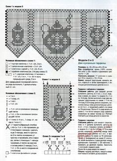 This post was discovered by Fa Filet Crochet Charts, Crochet Motifs, Crochet Borders, Crochet Stitches Patterns, Weaving Patterns, Thread Crochet, Crochet Doilies, Crochet Lace, Free Crochet