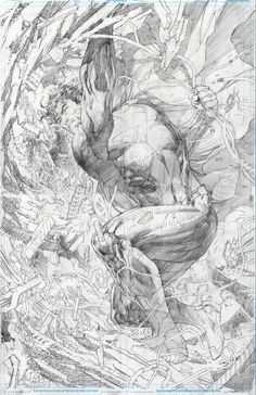 Jim Lee's Superman Unchained