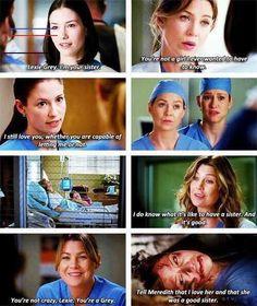 Greys Anatomy Episodes, Greys Anatomy Funny, Grey Anatomy Quotes, Grays Anatomy, Grey's Anatomy Lexie, Anatomy Humor, Tv Quotes, Movie Quotes, Book Series