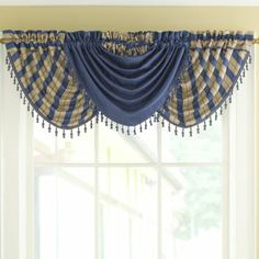 Valance ideas!