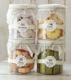 Bake Sale Packaging, Brownie Packaging, Baking Packaging, Bread Packaging, Jar Packaging, Dessert Packaging, Chocolate Packaging, Food Packaging Design, Packaging For Cookies