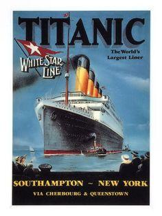 Titanic Poster-1910