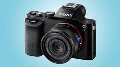 World First Full Frame Mirrorless Camera By Sony Electronics