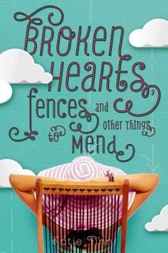Broken Hearts, Fences, and Other Things to Mend by Katie Finn - Devastated after a painful breakup, Gemma faces a Hamptons summer near a former best friend she wronged years earlier, a risk that compels her to assume a different identity and pursue a relationship with her former friend's brother.