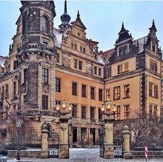 Residenzschloss  Dresdner Schloss