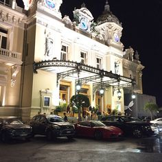 #Casino Как то так оказалась случайно в #Monte #Carlo #France #night #live #роскошная #жизнь #casino by lusycake from #Montecarlo #Monaco