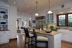 long narrow kitchen island with seating view in gallery a kitchen island . Luxury Kitchen Island, Kitchen Island With Sink, Small Kitchen Furniture, Modern Wooden Kitchen, Kitchen Island With Seating, Functional Kitchen Island, Small Sitting Rooms, Narrow Kitchen Island, Kitchen Design