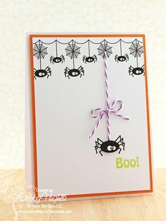 adorable Halloween card!