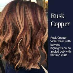 Rusk copper