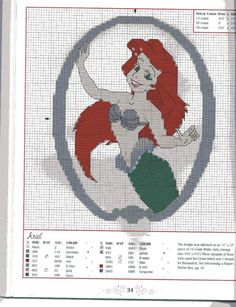 Gallery.ru / Фото #34 - Disney princesses 2 - loryah