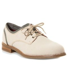 cole haan canvas oxford