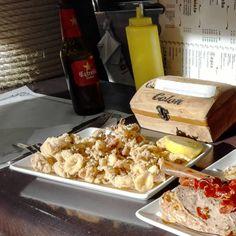 #InstagramELE #tapas  Una de mis tapas favoritas son los calamares a la andaluza #ceaspring17 #ceaspring17b
