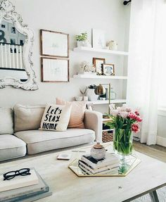 17 Trendiest Living Room Decorations Ideas | Living rooms, Room and ...