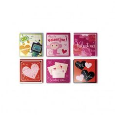 Pop-up Valentine's day cards from Paper Craft